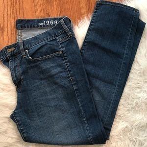 GAP Sexy Boyfriend Jeans - Long Size
